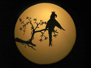 Shadow Puppetry Workshop @ Rogow Community Room