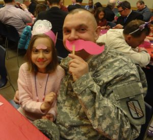 Daddy-Daughter Date Night @ Rogow Community Room