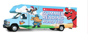 Scholastic Summer Reading Road Trip @ Transylvania County Library