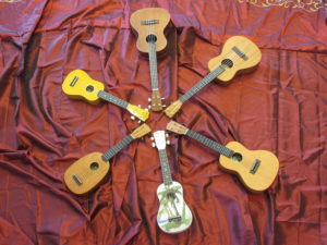 Ukulele Circle @ Transylvania County Library, Rogow Room